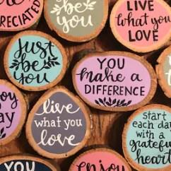 Kitchen Magnets Gold Faucet Custom State Magnet Love Fridge Etsy Motivational Inspirational Her Customized Decor