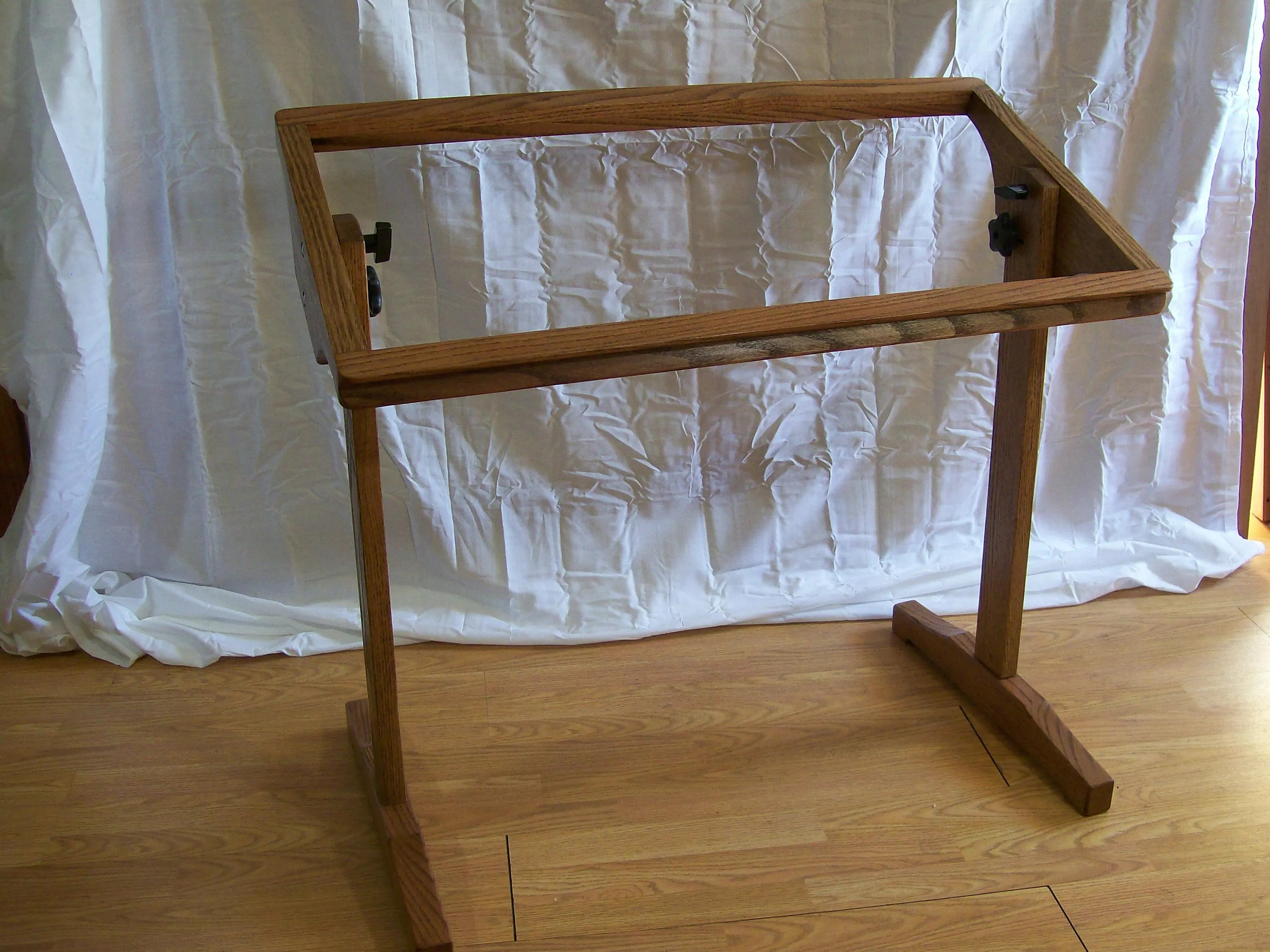 Wood Quilting Frame