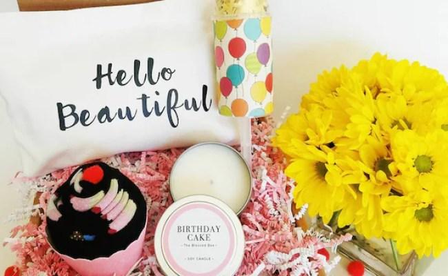 Birthday Gift Basket Best Friend Birthday Gift Birthday Gift