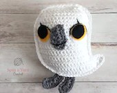 Baba the Baby Puffin Crochet Pattern