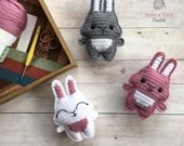 Pocket Bunny Crochet Pattern