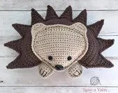 Hedgehog Amigurumi Croche...