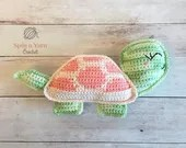 Tilly the Tortoise Croche...