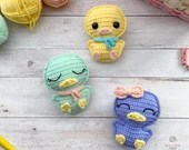 Pocket Duck Crochet Pattern