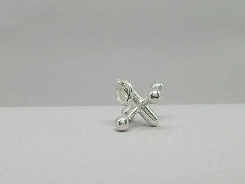 sterling silver toy jacks