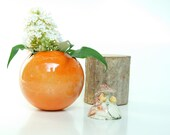Handmade small vase ceramics