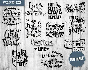 Girl Boss Svg Bundle Boss Lady Svg Pack Cut Files 15 Etsy