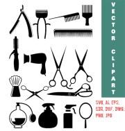 hairstylist clip art hairdresser