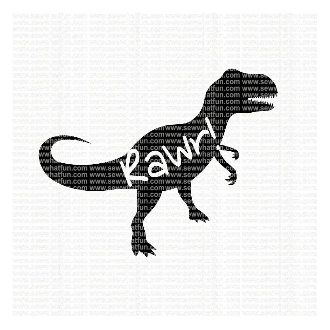 Download Dinosaur SVG cutting file vinyl file svg dinosaur svg | Etsy