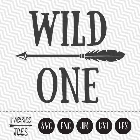Wild One svg Baby Sayings svg Family Svg File New Baby svg