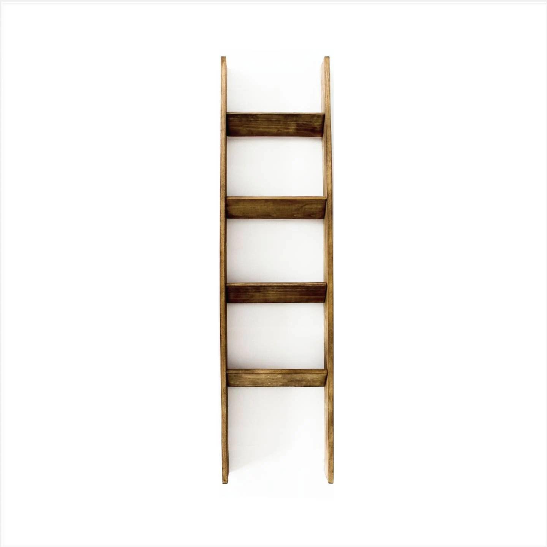 wooden blanket ladder 5