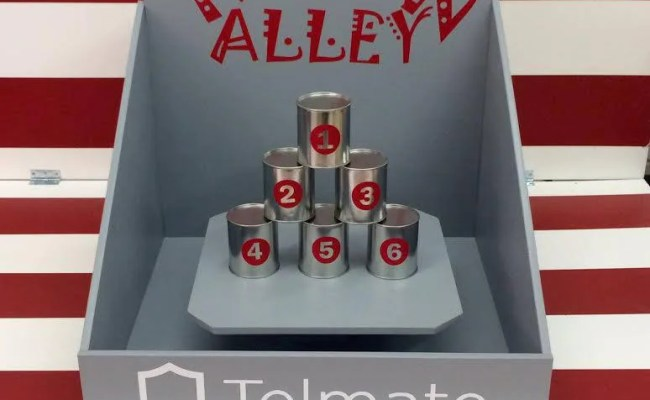 Tin Can Alley Carnival Games Target Gallery Trade Show Etsy