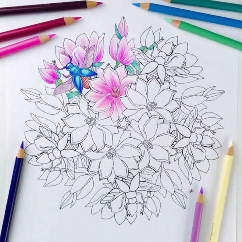 Mandala Malvorlagen Frühling Druckbare Mandalas Druckbare