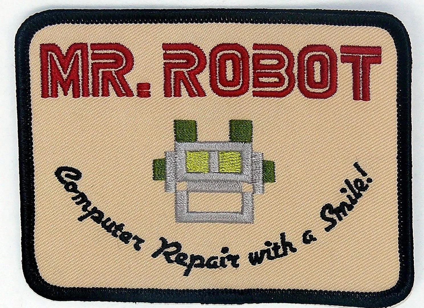 mr robot fsociety patch