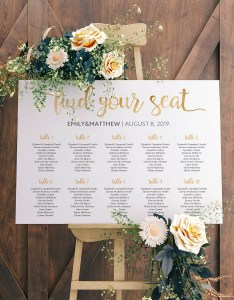 Wedding seating chart template sign plan printable table gold find your seat also etsy rh