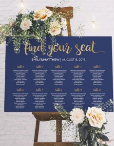 Image also seating chart wedding template etsy rh