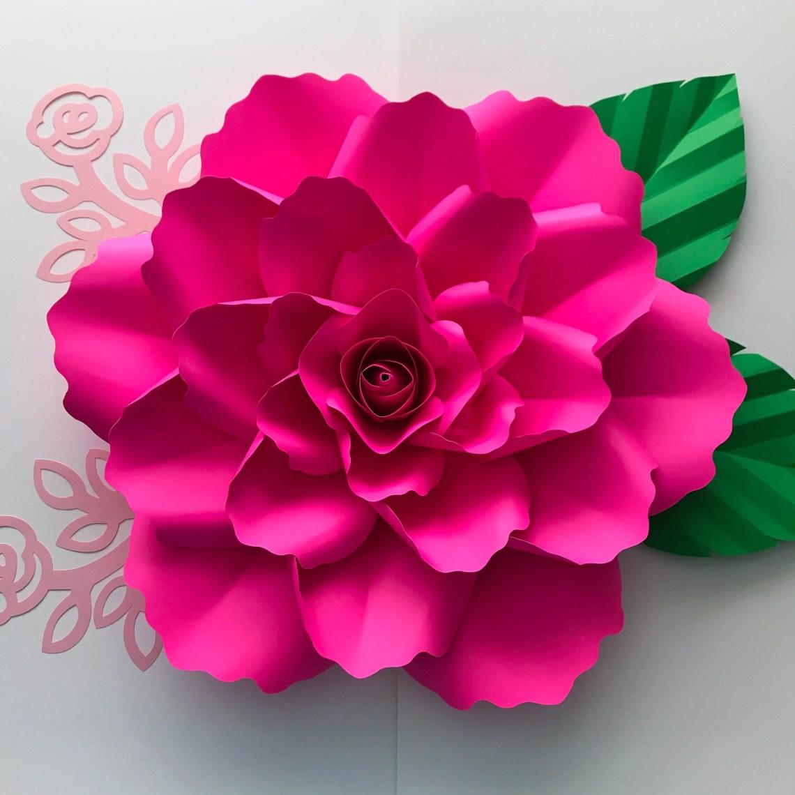Download PAPER FLOWERS SVG Petal 99 Cut files, Dxf, Png, Cricut ...
