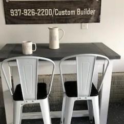 Small Kitchen Island Paint Colors Etsy Farmhouse Style Breakfast Bar Custom Build Height Table