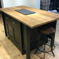 Kitchen Islands Uk Ikea Rugs Island Etsy Hand Made Bespoke Extending Painted In A Colour Of Your Choice
