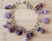 Purple Dream Bracelet, Pu...