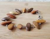 Wood Bead Bracelet, Wood ...