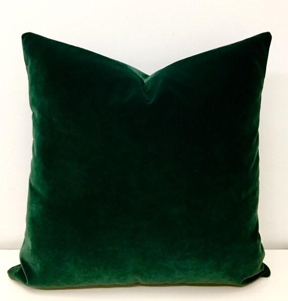 luxury dark green velvet throw pillow velvet pillow cover green pillows decorative velvet pillow velvet cushion case velvet pillows