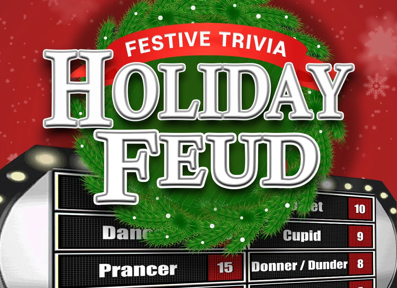 holiday feud christmas family