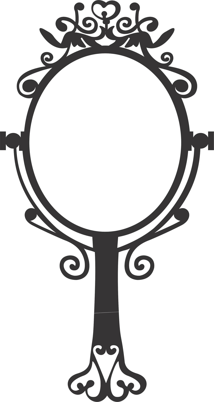 Vector Princess Mirror