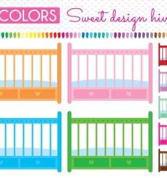 baby cribs clipart baby crib clip art baby bed clipart baby etsy baby cradle clipart  [ 3000 x 2384 Pixel ]