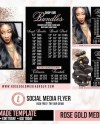 Hair Pricelist Flyer Pricing Flyer Hair Bundle Flyer Edit Etsy