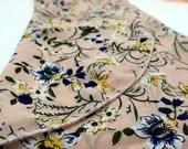 Ballet wrap skirt English Garden, handmade
