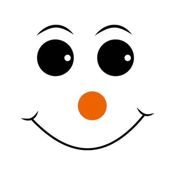 Smiley Face Emoji Emoticon Emotion Graphics SVG Dxf EPS