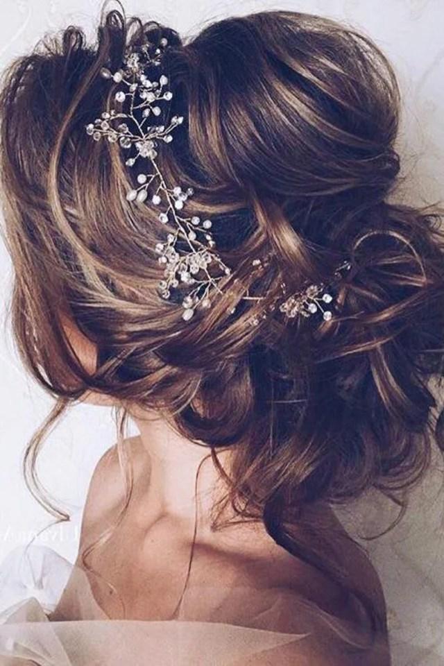 bridal hair vine wedding hair vine bridal hair accessories wedding hair accessories pearl crystals bridal hair vine