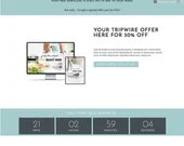 Tripwire Elementor Template - Pro Blogger Tripwire Offer Template | Landing Page for Elementor | Tripwire Page for WordPress Websites