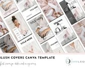 Canva eBook Workbook Cover Templates for Blog Lead Magnets and Content Uprades