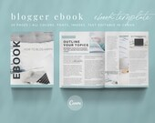 Pro Blogger eBook Canva Template | Lead Magnet | Opt-In Freebie | Landing Page Template