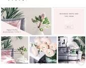 Stay Classy - Premade Website