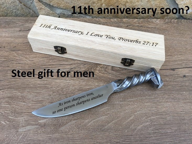 steel gifts etsy