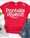 Bella Canvas 3413 Red Triblend T Shirt Mock Up Short Sleeve Etsy