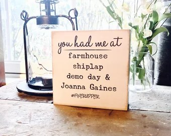 Download Joanna gaines quote   Etsy