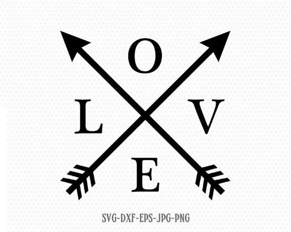 Download Love arrows svg Valentine SVG Valentines Day SVG Love SVG ...