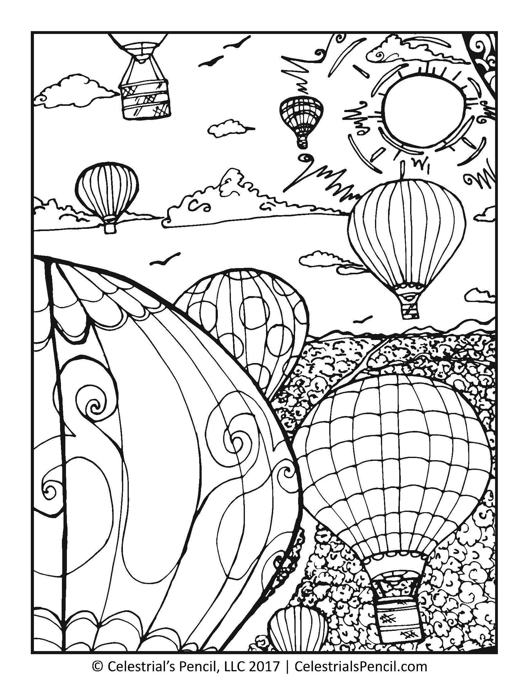 Spring into Summer Coloring & Activity Book (PDF)