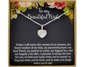 groom to bride gift