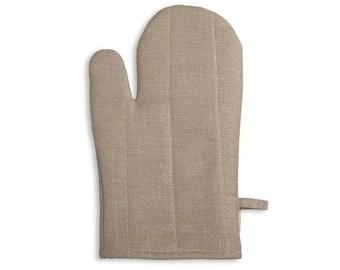 kitchen mittens barbie playset oven mitts gloves linen cooking etsy pot holder medium grey gift