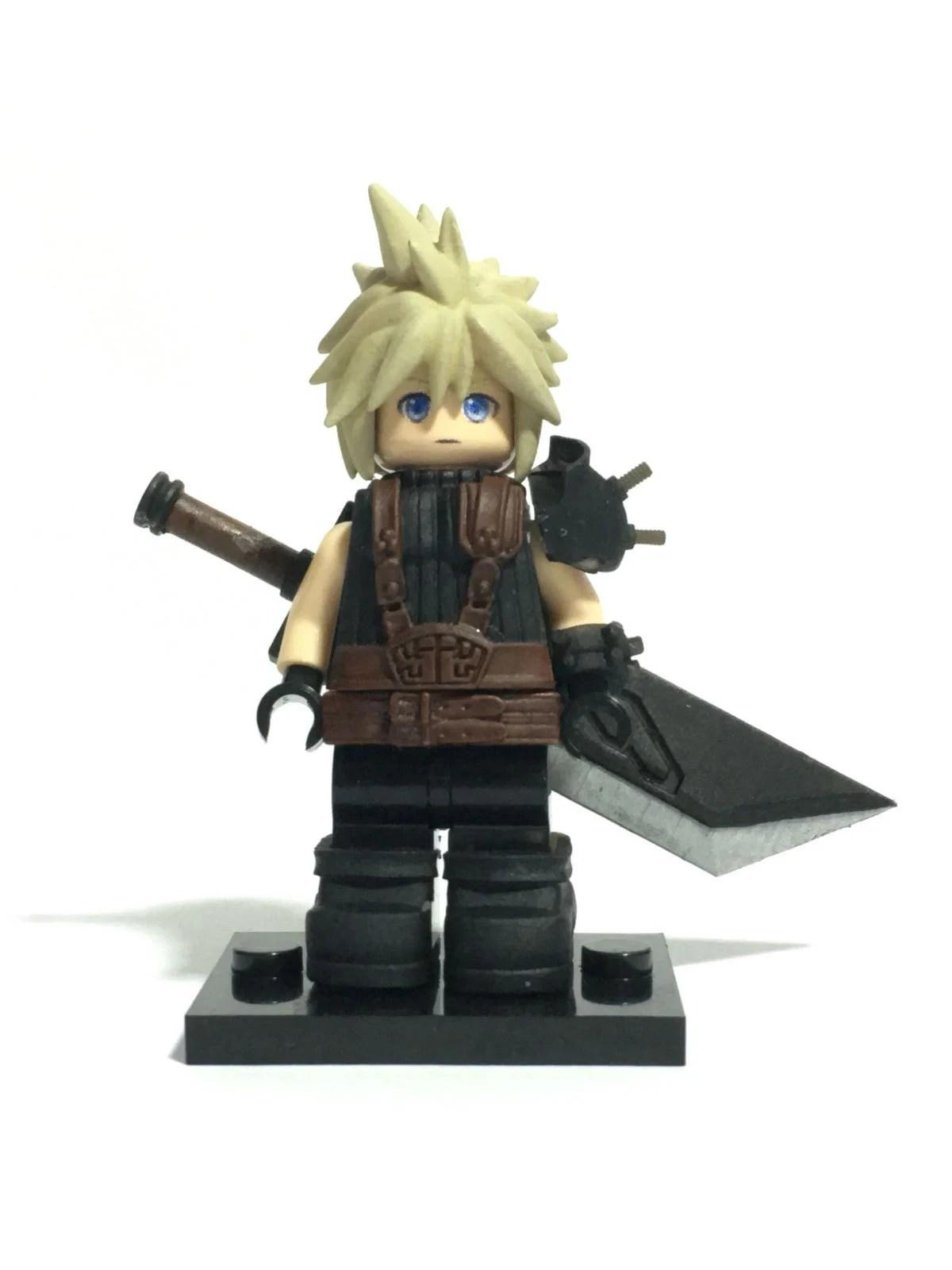 chigo minifigure brickarts kai