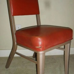 Steelcase Vintage Chair Mickey Mouse Folding Etsy 1950 S Office Desk