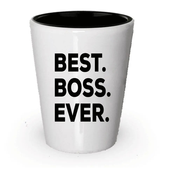 boss shot glass best