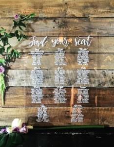 Image also custom acrylic seating chart wedding etsy rh