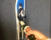 Apres Ski Bottle Opener - Upcycled skis