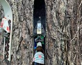 Apres Ski Bottle Opener - Upcycled & handmade
